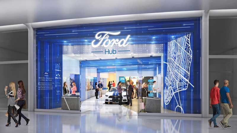 Ford-Hub