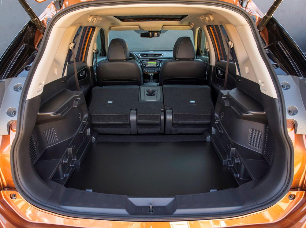 Alla Nissan X Trail 7 Posti Il Motor Award 2016 Rivista