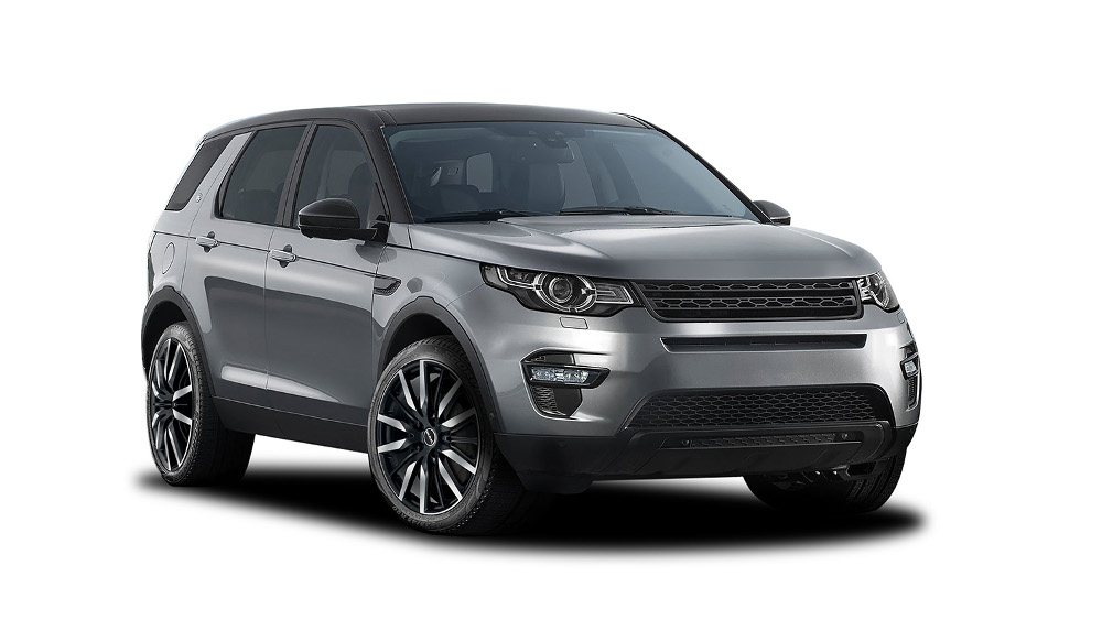 Land Rover Range Rover Discovery Sport - MAK Barbury ice black