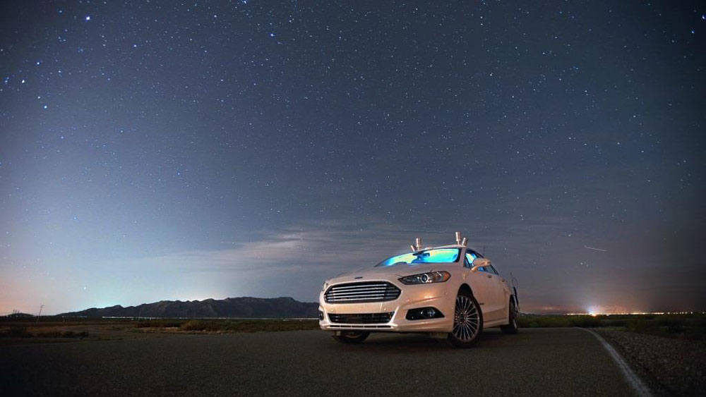 Nightvision-Ford-Fusion