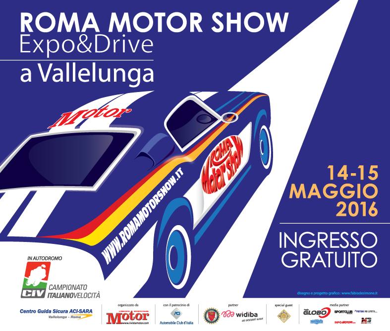 ROMA MOTOR SHOW 2016-1