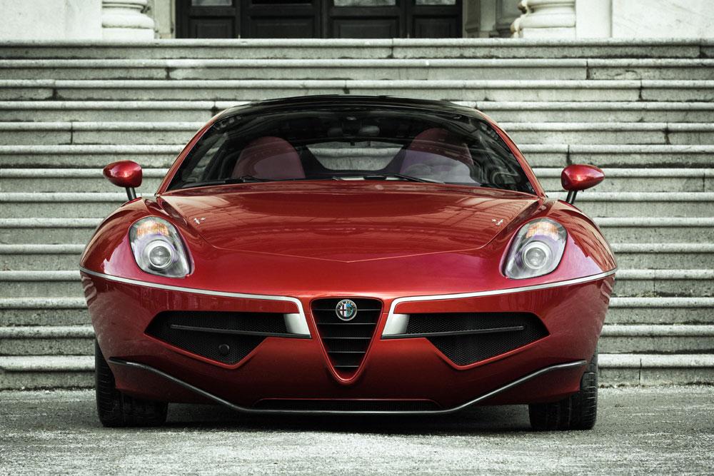 L'Alfa Romeo Disco Volante