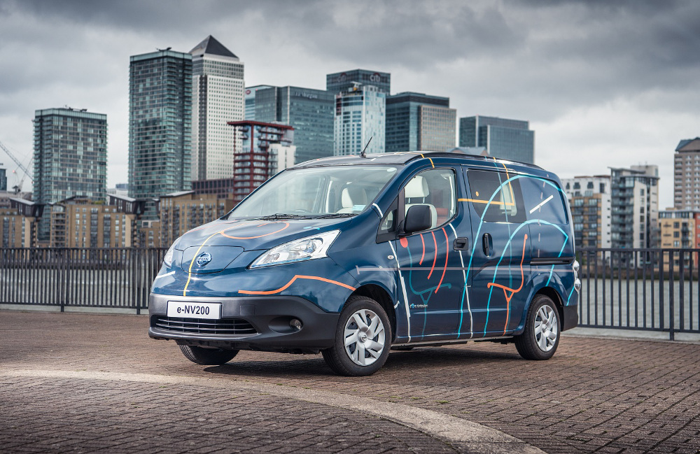e-nv200-workspace
