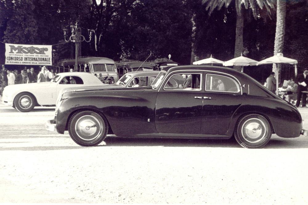 Una foto dell'edizione del 1947