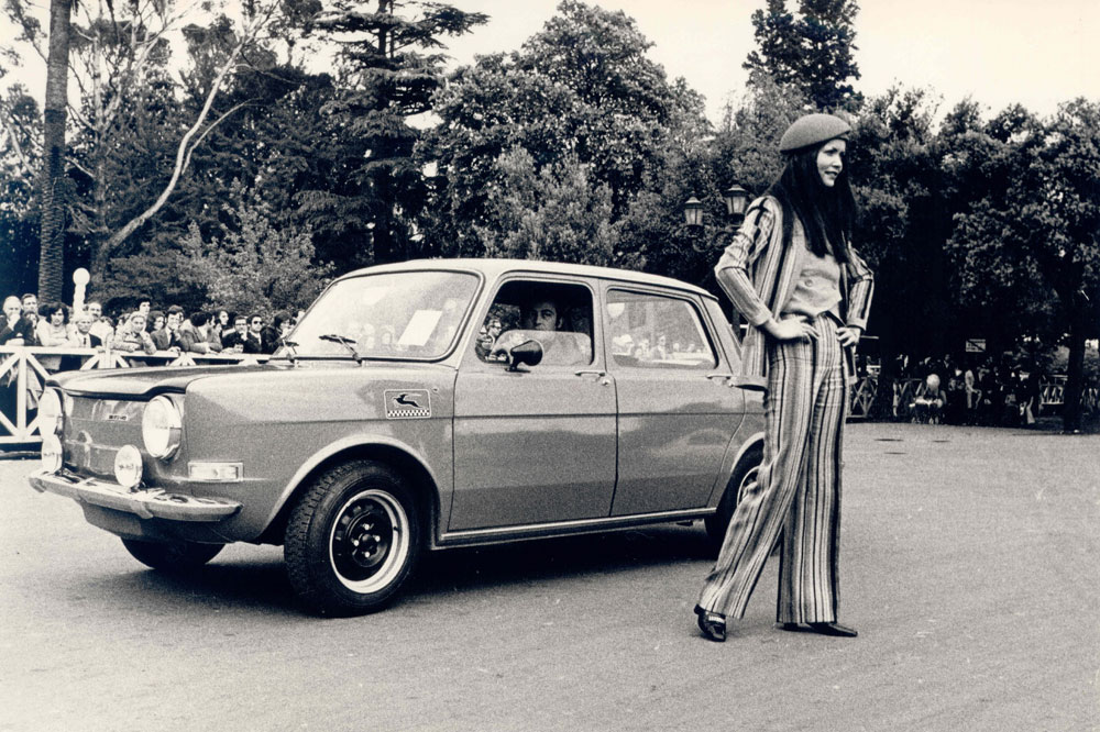 Roma Motor Show 1972
