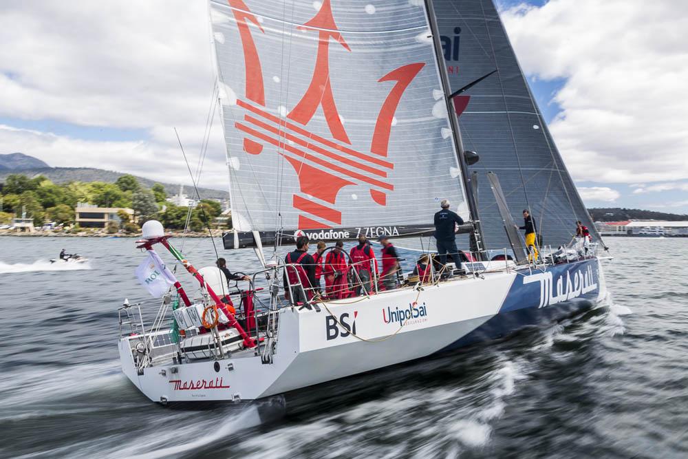 80, MASERATI (ITA), Sail No: ITA70, Design: Sloop, Owner: Orca Srl V.Patuzzi, Skipper: Giovanni Soldini