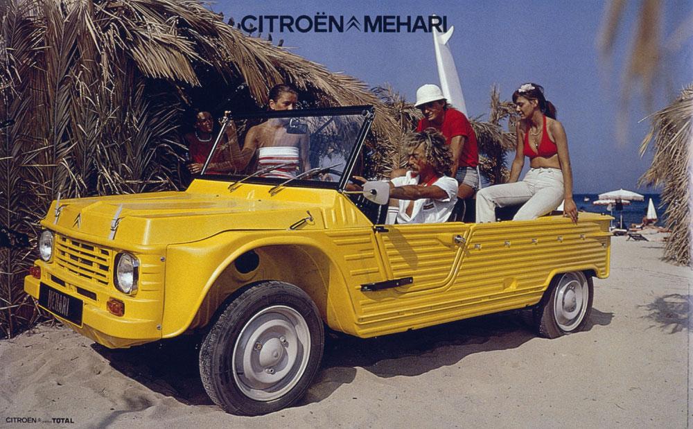CITROEN-MEHARI
