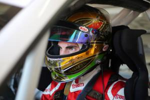 Kevin Giovesi, pilota della Ghinzani ArcoMotorsport - Centro Porsche Milano.