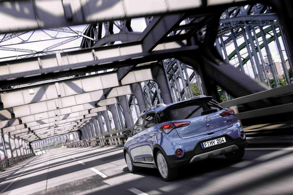Nuova Hyundai i20 Active (2)