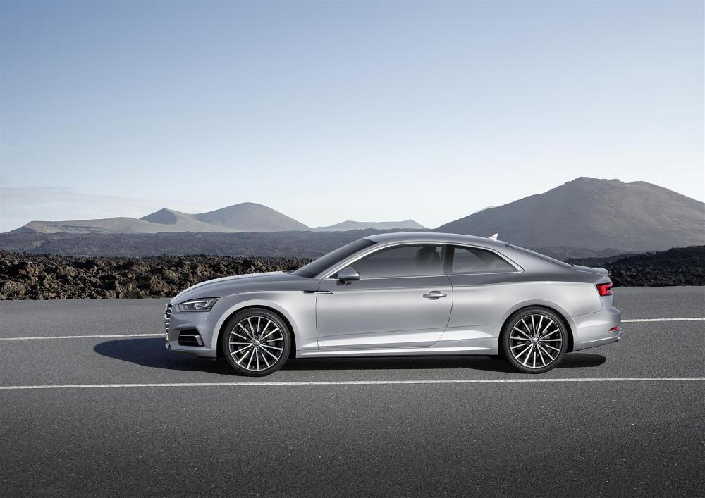 Audi a5 1