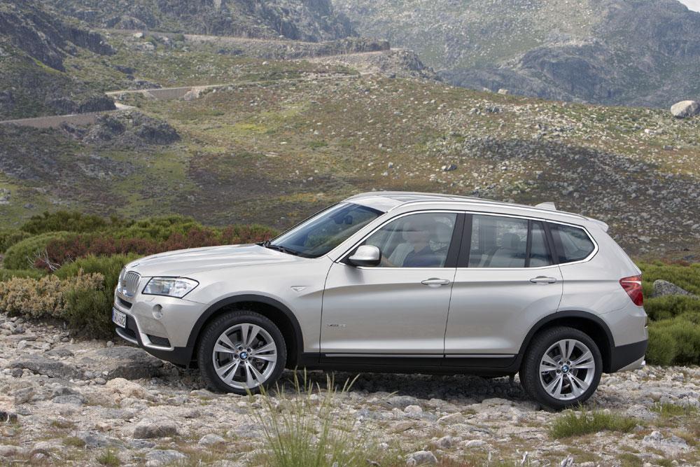 La BMW X3