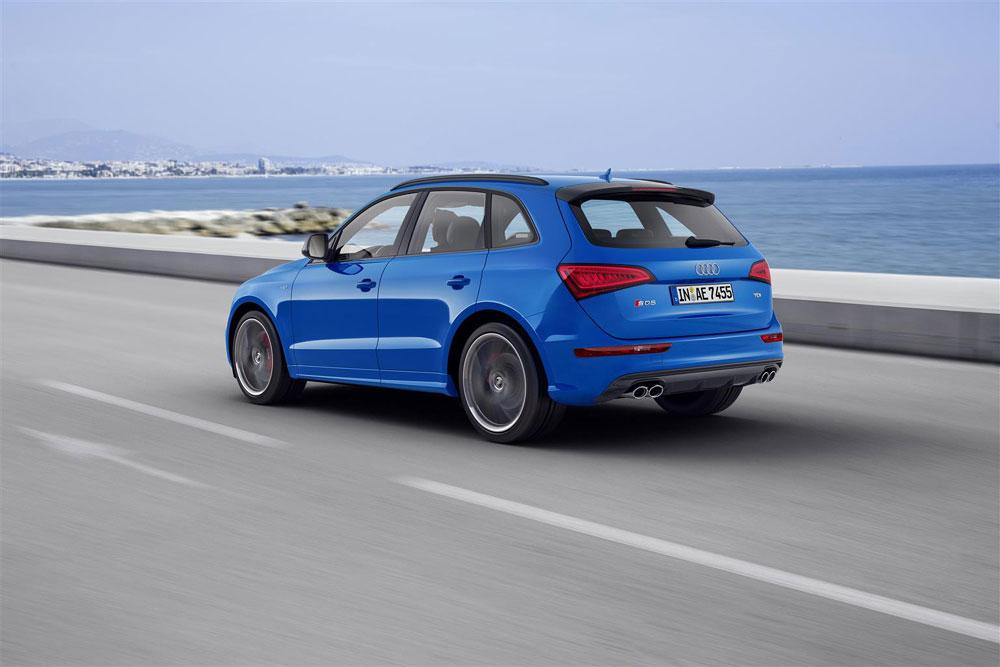 L'Audi Q5