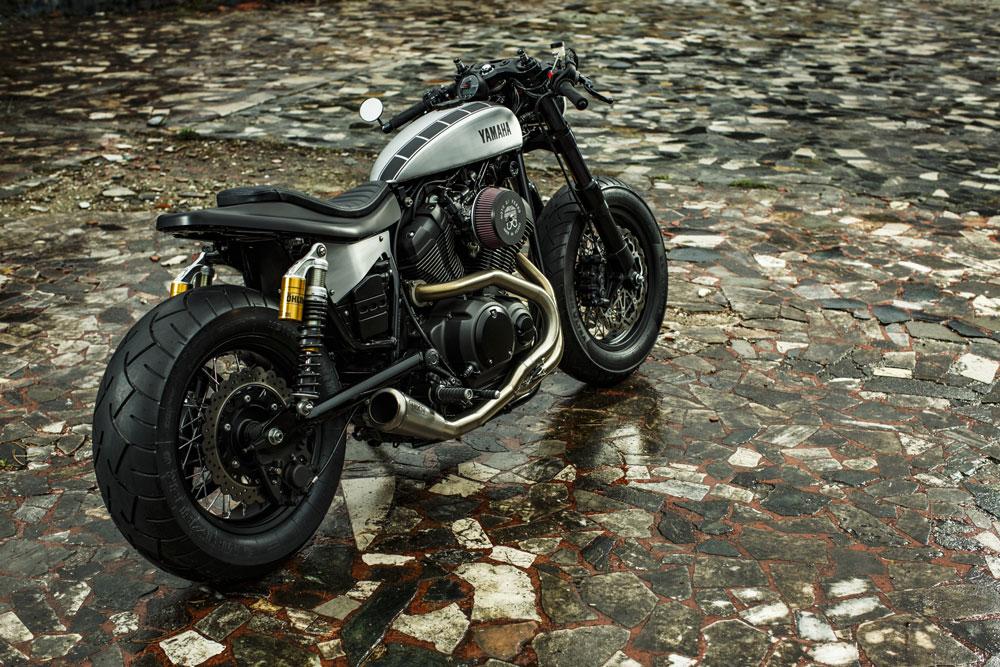 La XV 950 Moto Di Ferro