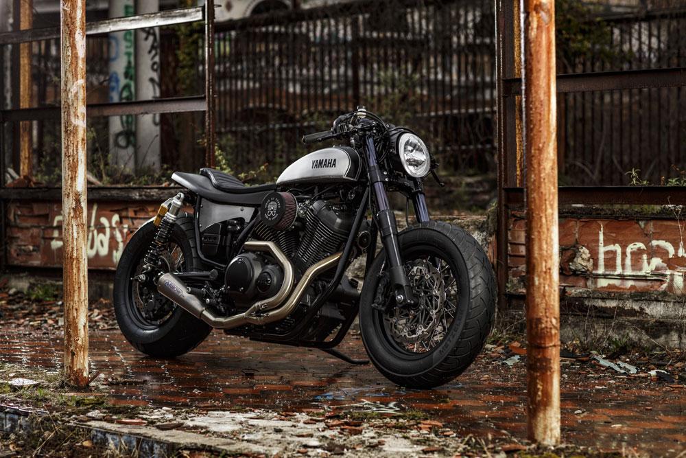XV950 Moto Di Ferro