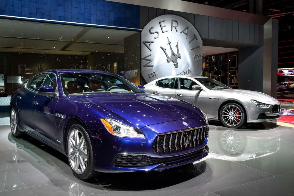 La nuova Maserati Quattroporte