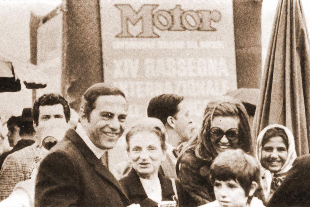Roma Motor Show 1969