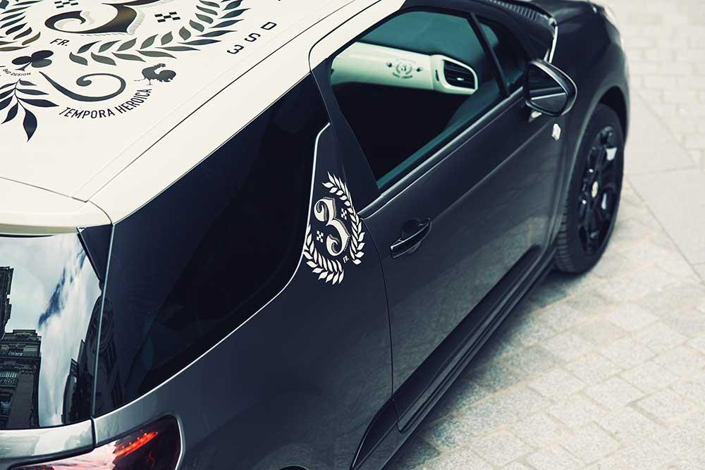 ds3 cafe racer in anteprima al ds world paris rivista motor. Black Bedroom Furniture Sets. Home Design Ideas